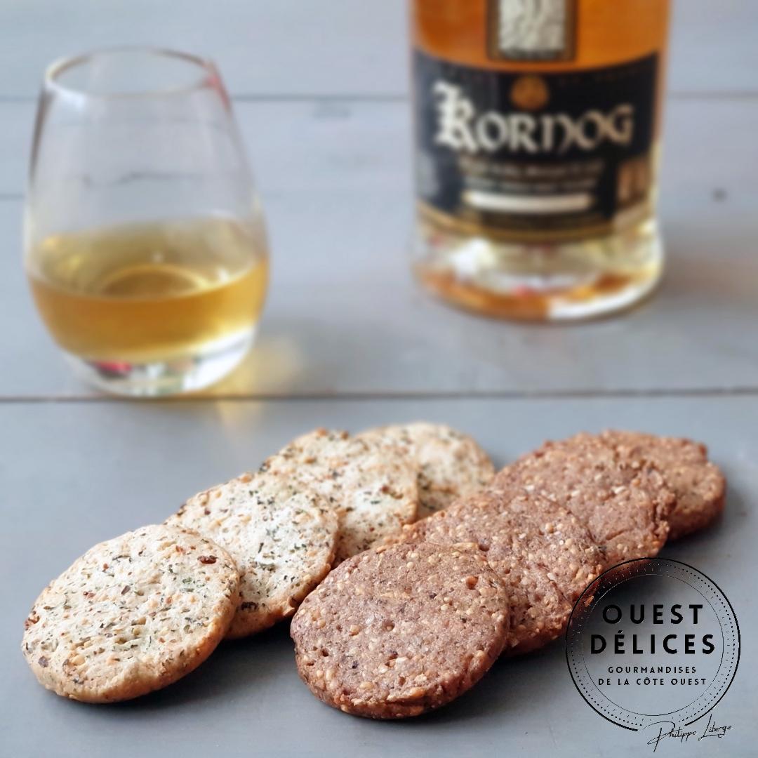 Biscuits bretons salés