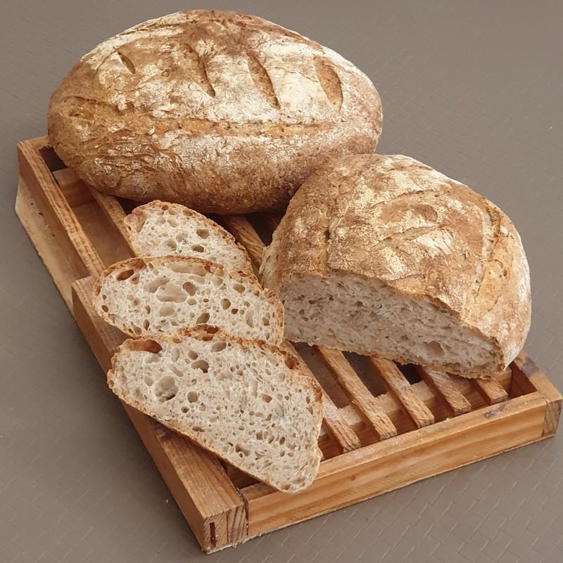 recette du pain tradition maison au levain et farine T65 pour les nuls