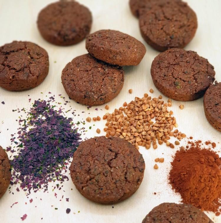 palet algue sarrasin chocolat